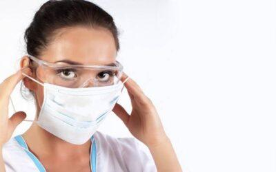 Faut-il porter des lunettes de protection pour se protéger du COVID-19 ?
