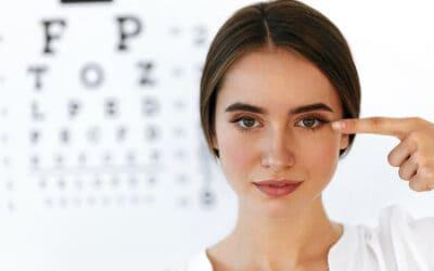 Est-il possible de lutter contre le vieillissement de la vue?
