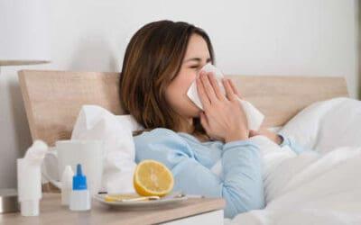 Rhinite allergique : pourquoi vous sentez-vous fatigué ?